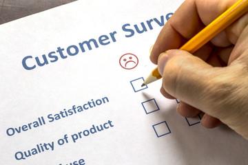 customerexepriencesurveysampledraft